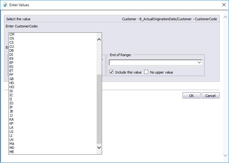 Ripplestone - Updating the List of Values (LOV) in Crystal